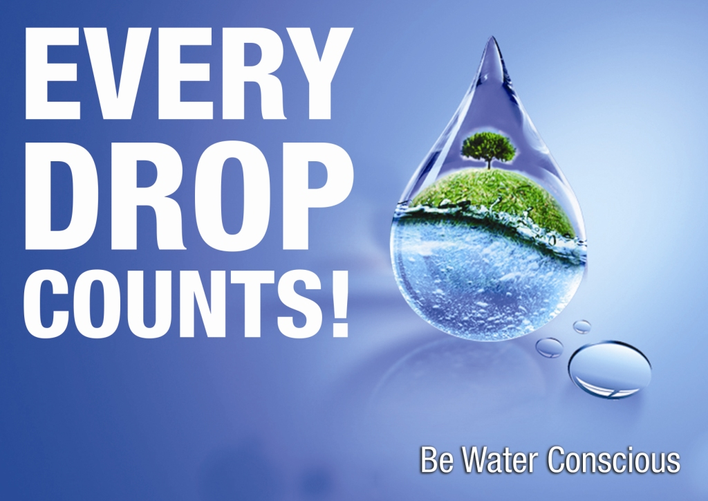 saving every drop of water essay Every drop counts one small drop can start a ripple  we are building a global community of water heroes who can help make saving water famous 1.